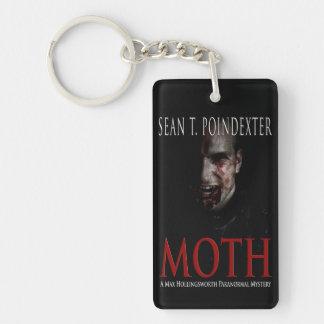 Moth Designer Keychain