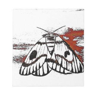 moth memo pads