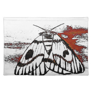 moth placemat