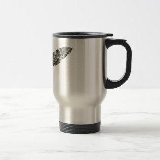 Moth Stainless Steel Travel Mug