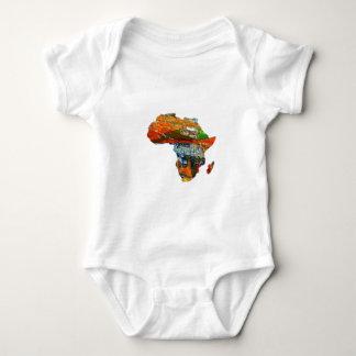 Mother Africa Baby Bodysuit