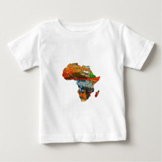 Mother Africa Baby T-Shirt