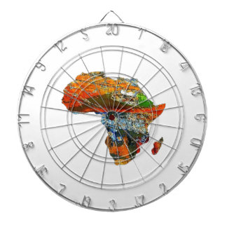 Mother Africa Dartboard