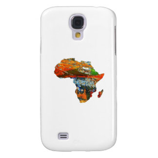 Mother Africa Galaxy S4 Case