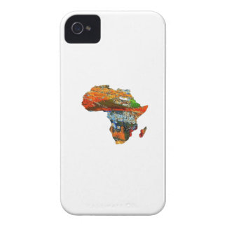 Mother Africa iPhone 4 Case
