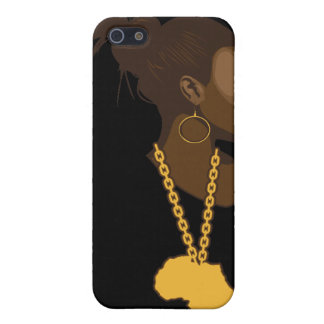 Mother Africa iPhone 5/5S Cases