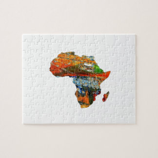 Mother Africa Jigsaw Puzzle