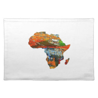 Mother Africa Placemat