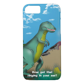 Mother and Baby Dinosaur iPhone 7 Case