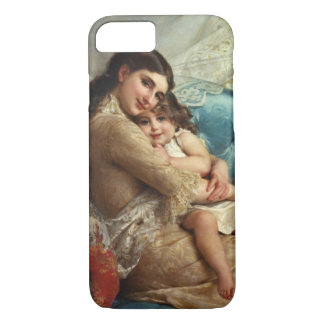 Mother and Child 1885 iPhone 7 Case