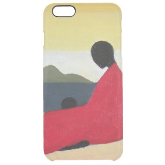 Mother and Child 1991 Clear iPhone 6 Plus Case