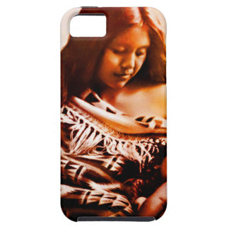 MOTHER AND CHILD 2 iPhone 5 CASES