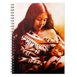 MOTHER AND CHILD 2 NOTEBOOK