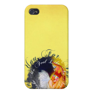 Mother and child artistic design iPhone 4/4S case