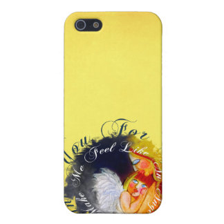 Mother and child artistic design iPhone 5/5S case