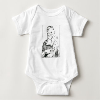 Mother and Child Baby Bodysuit