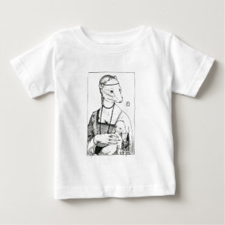 Mother and Child Baby T-Shirt