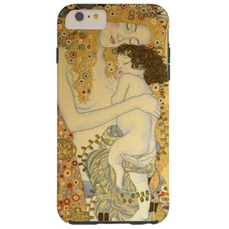 Mother and Child by Klmit Tough iPhone 6 Plus Case