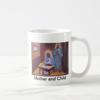 Mother and Child Coffee Mugs