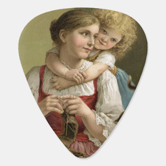 Mother and Child Plectrum
