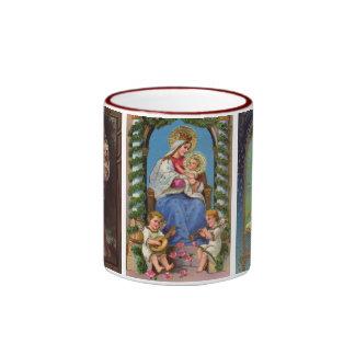 Mother and Jesus Mug