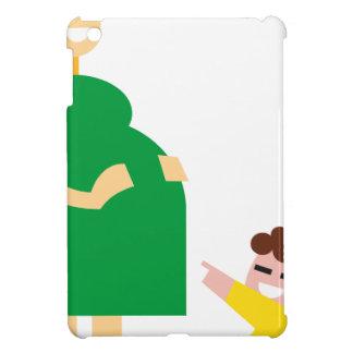Mother and Kid iPad Mini Case