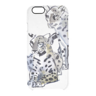 Mother and Son Clear iPhone 6/6S Case