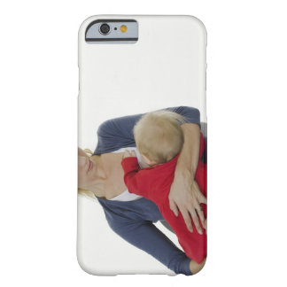 Mother breastfeeding her baby. barely there iPhone 6 case