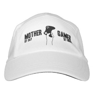 MOTHER BY DAY GAMER BY NIGHT HAT