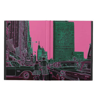Mother Daughter Shopping Michigan Ave Chicago 1961 Cover For iPad Air