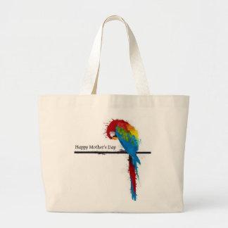 Mother day jumbo tote bag