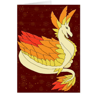 Mother Dragon Card