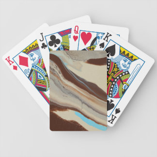 mother earth # 2 bicycle playing cards