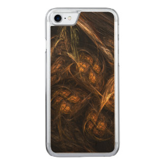 Mother Earth Abstract Art Carved iPhone 7 Case