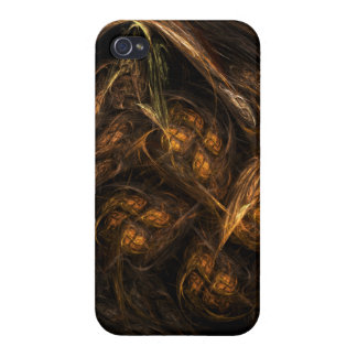 Mother Earth Abstract Art Covers For iPhone 4