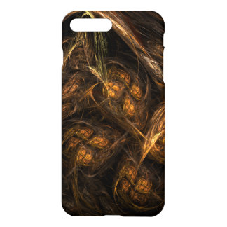 Mother Earth Abstract Art Matte iPhone 7 Plus Case