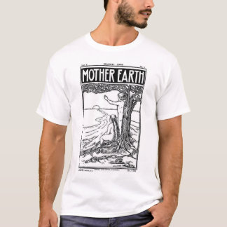 mother earth adam and eve freedom t-shirt