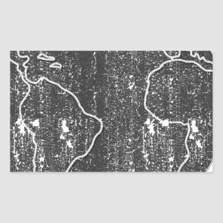 Mother Earth distressed Stickers