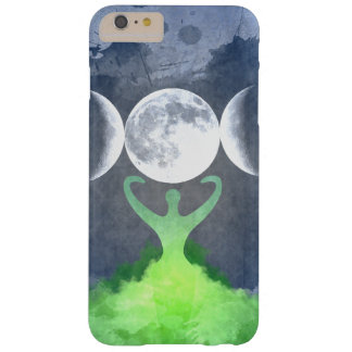 Mother Earth Goddess Moon Barely There iPhone 6 Plus Case
