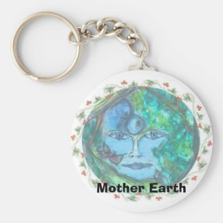 Mother Earth Keychains