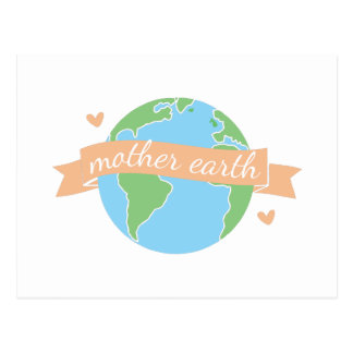 Mother Earth Postcard