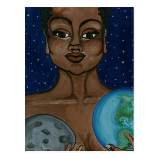 Mother Earth Post Card
