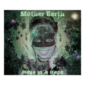 Mother Earth Poster Without Words