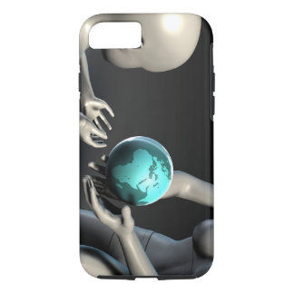 Mother Earth Providing To Her Children as Concept iPhone 7 Case