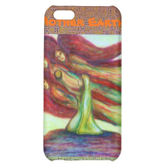 Mother Earth & Three Angels iPhone 5C Cases