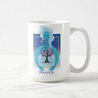 Mother Earth- Winter Mug