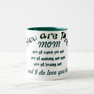mother gift green heart tea mug