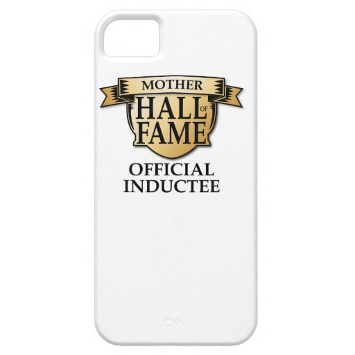Mother Hall of Fame iPhone 5 Cases
