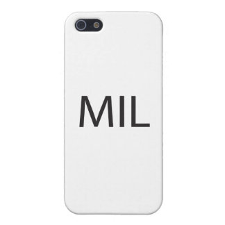 Mother-In-Law.ai iPhone 5 Case