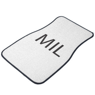 Mother-In-Law ai Car Mat